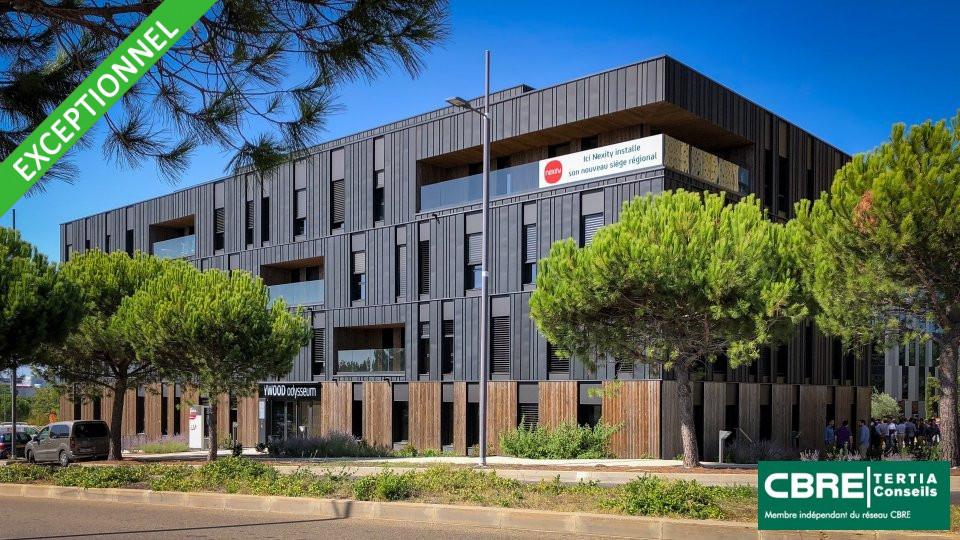 Locauxrama Bureaux A Louer Montpellier