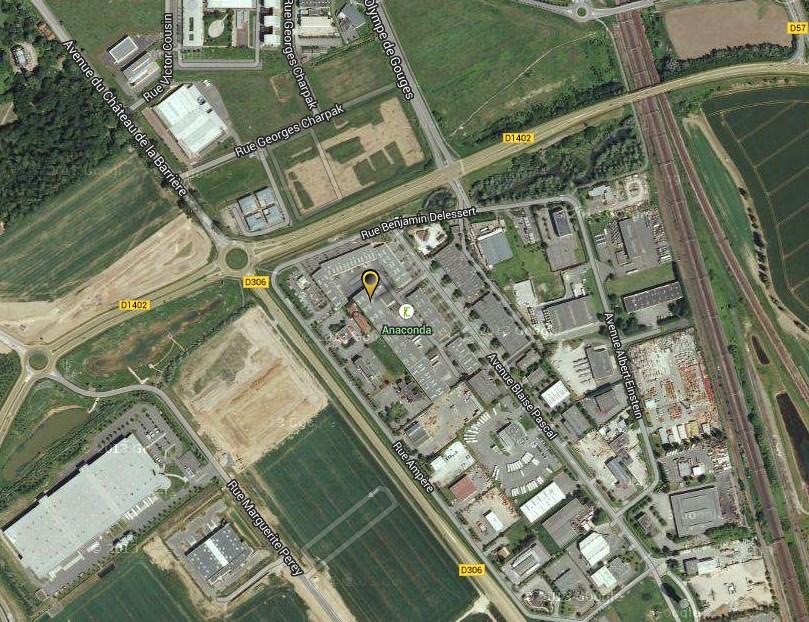Local d'activité à louer - 355.0 m2 - 77 - Seine-et-Marne