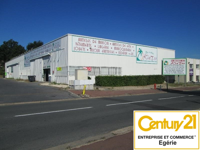 Local d'activité à louer - 450.0 m2 - 77 - Seine-et-Marne