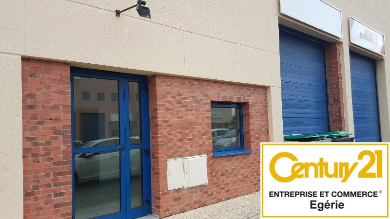Local d'activité à louer - 125.0 m2 - 77 - Seine-et-Marne