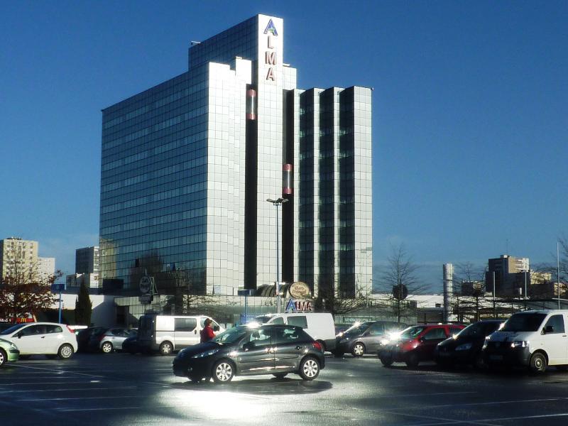 Locauxrama Bureaux à Louer Rennes
